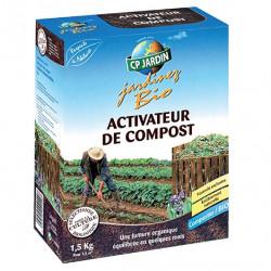 Activateur Compost - boite 1,5 kg