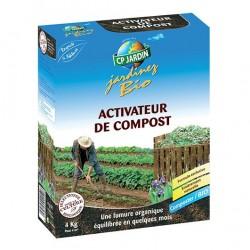 Activateur Compost - boite 4 kg