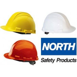 Casque de Chantier Confortable et ajustable NORTH A69