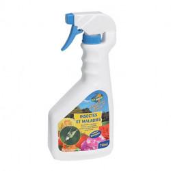 Insectes et Maladies - Pulvérisateur 750 ml