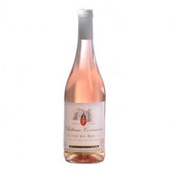 Côtes du Rhône Rosé 2015 - Château Correnson AOC - bouteille 75cl