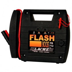 Booster de démarrage autonome FLASH BOOST 712 disponible sur agrifournitures.fr