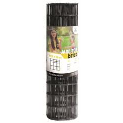 Grillage Soudé Gris Anthracite pour clôture de maison en vente et disponible sur Agrifournitures.fr