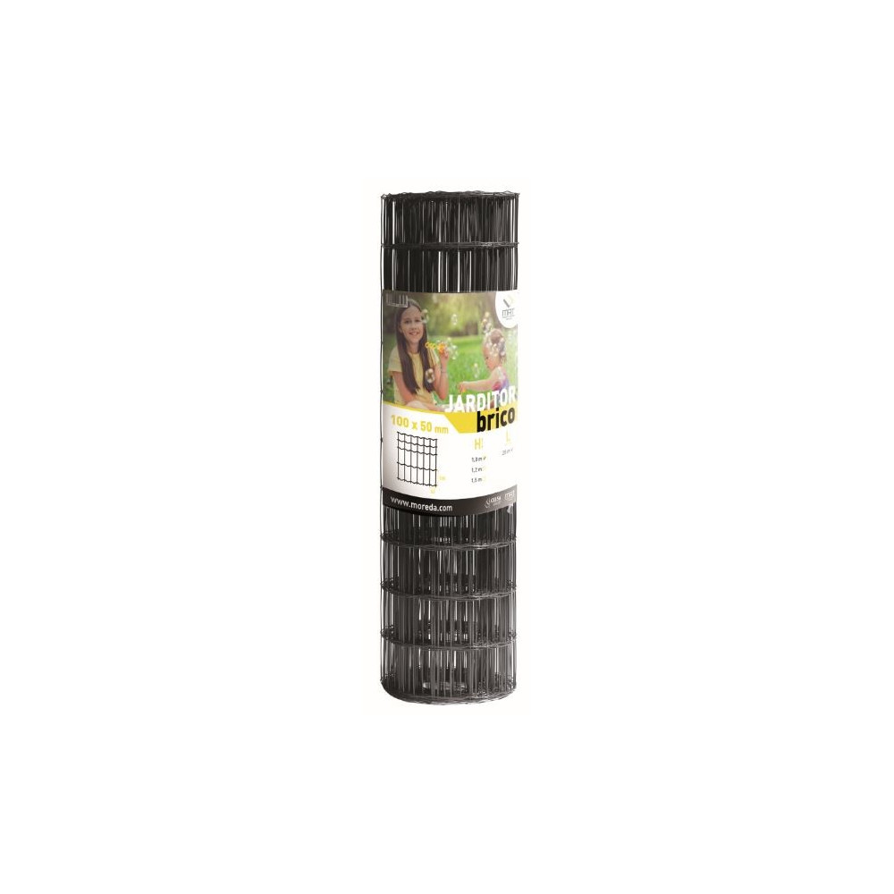 grillage soud gris anthracite qualit brico maille 100 x. Black Bedroom Furniture Sets. Home Design Ideas