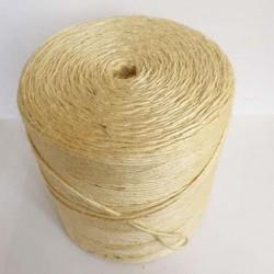 Ficelle Agricole Naturelle SISAL Type 200 Bio Non-Traitée Bobine de 9kg en vente sur Agrifournitures.fr