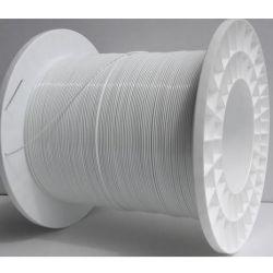 Fil Synthétique DELTEX Numéro 3 (2,6mm) Blanc Bobine de 1300m