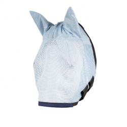 Masque anti-mouche pour cheval avec oreilles