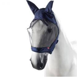Masque anti-mouche intégral pour cheval