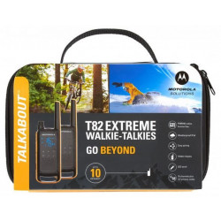 Talkies-Walkies T82 pour Situations Extremes