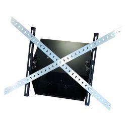 Support de panneaux solaires pour caisson de protection