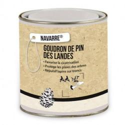 Goudron de pin - Boite de 1kg