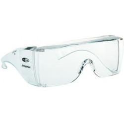 Surlunettes de protection ARMAMAX AX écran incolore Anti-rayure