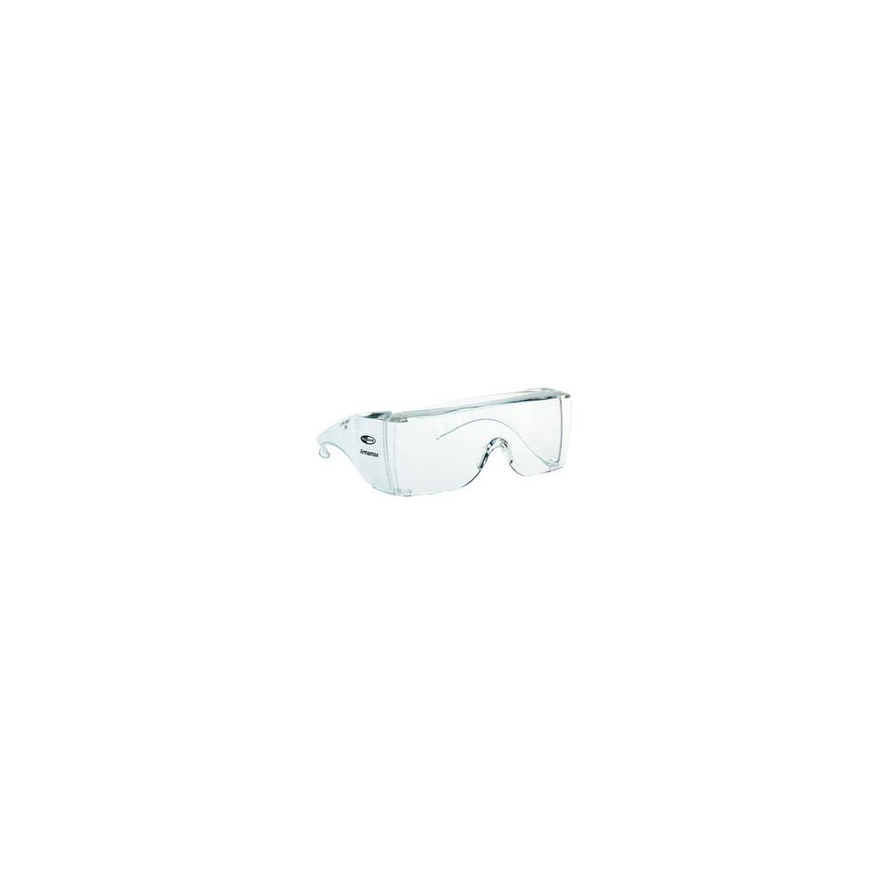 69fa1e1f68be30 Surlunettes de protection ARMAMAX AX écran incolore Anti-rayure