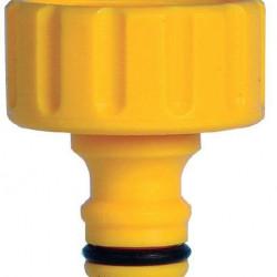 Raccord pour robinet fileté extérieur Ø 26/34 mm