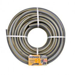 Tuyau Tricoflex Ultramax Ø19 mm - 50 m - gris bandes 3D jaunes