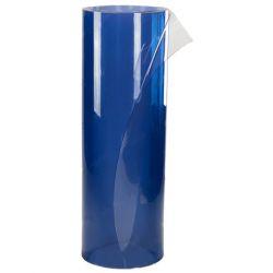 Panneau PVC bleuté souple pour cloisons, portes et fenêtres bâtiment