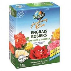 Engrais rosiers CP Jardin, boite 1,5 kg