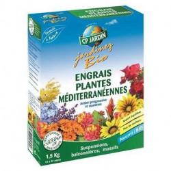 Engrais plantes méditerranéennes CP Jardin, boite 1,5 kg