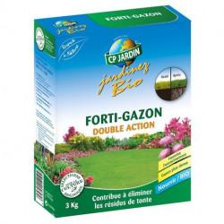 Engrais Forti gazon CP Jardin, boite 3 kg
