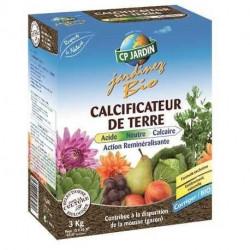 Calcificateur de terre CP Jardin, boite 3 kg