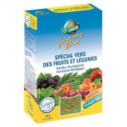 Insecticide vers des fruits et légumes CP Jardin, boite 20 g