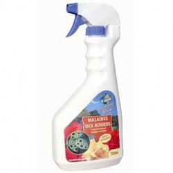 Fongicide maladies des rosiers CP Jardin, pulvérisateur 750 ml