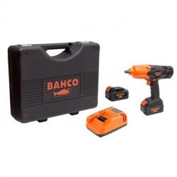 Kit clé à choc 18V - 1/2'' Bahco BCL33IW1K1