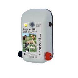 Electrificateur mixte batterie/secteur Trapper N8 horizont