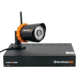 Kit caméra farmCam HD (1 caméra, 1 boîte vidéo et accessoires)
