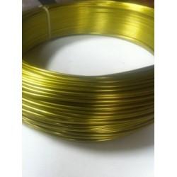 Fil d'Aluminium diamètre 2,0 mm - bobine 1kg - Différents Coloris pour Compositions Florales