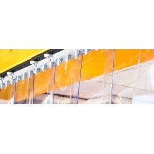 Lanières PVC pour portes