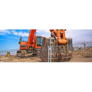 Clôtures de chantier