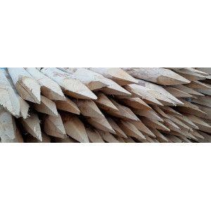 Piquets agricoles bois